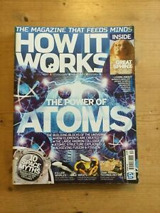 HOW IT WORKS MAGAZINE - ISSUE 34 MAY 2012 - VGC - FREE P&P