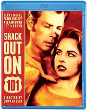 Shack out on 101 (2013, Blu-ray NIEUW) BLU-RAY/WS