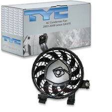 A//C Condenser Fan Assembly TYC 611270 fits 03-08 Lexus GX470