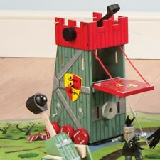 Le Toy Van Seige Tower Red