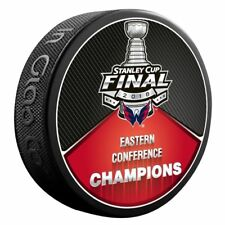 2018 NHL Eastern Conference Champions Washington Capitols Puck