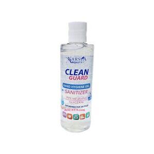 CLEAN GUARD HYGIENE HANDGEL 70% ALKOHOL 250ML - Made in EU
