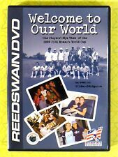 Welcome to Our World ~ 2003 Women's Soccer World Cup DVD Movie ~ Reedswain Video