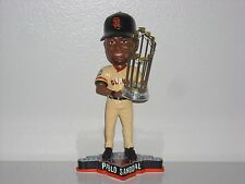 PABLO SANDOVAL San Francisco Giants Bobble Head 2012 Champs Trophy Edition New*