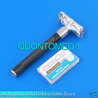 Barber Razor Old Fashion Safety Razor with blades BRAND NEW