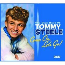 Tommy Steele - Happy Guitar The Hits Col (NEW 3CD)