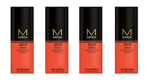 Paul Mitchell Mitch Hardwired Maximum Hold Spiking Glue 2.5oz (pack of 4)