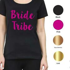 Your Text Wedding 2019 Bride Tribe Iron On Transfer T Shirt Vinyl Hen Do Party