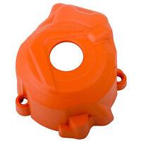 Polisport Ignition Cover Protection KTM Orange for KTM 350 XC-F 2012-2015