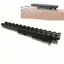 GOTICAL Mauser K98 Rifle 7/8 Weaver Picatinny Rail Base Scope Rear Sight Mount A