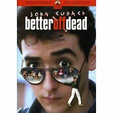 Better Off Dead Dvd Funny Comedy Teen Adult Home Tv Family Movie Entertainment
