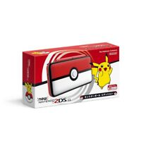 New Nintendo 2DS LL Monster Ball Edition Shipping from JAPAN