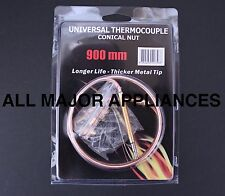 UNIVERSAL GAS APPLIANCE OVEN HEATER COOKER THERMOCOUPLE KIT 900MM LONG