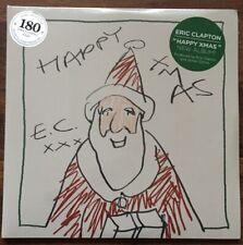 Eric Clapton - Happy Xmas LP [Vinyl New] 180gm 2LP Gatefold Album + Download