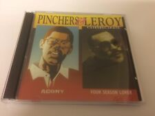 PINCHERS & LEROY GIBBONS - Agony/Four Season Lover (CD) RARE