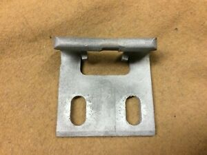 1955, 1956 Ford car & Thunderbird original trunk lock latch striker plate