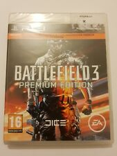Battlefield 3 PREMIUM EDITION PlayStation 3 ps3 pal España Nuevo y Sellado