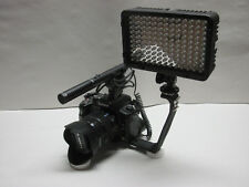 Pro XC15 AZ SM-2L DX stereo mic video light for Canon 800D 760D 750D XC15