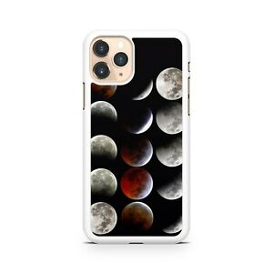 Multi Coloured Phenomenal Moon Phases Dark Milky Way Galaxy Phone Case Cover