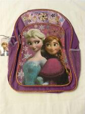 Disney Frozen Elsa and Anna Back Pack NWT 15x11x4