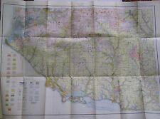 Color Soil Survey Map Pierce County Wisconsin River Falls Prescott Elmwood 1929
