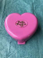 Vintage 1993💕Bluebird Polly Pocket💕Starlight Castle Compact Only No Lights