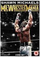 WWE: Shawn Michaels - Mr WrestleMania DVD NEW