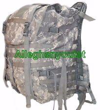 US Military MOLLE ACU LARGE RUCKSACK Complete BackPack Rifleman Setup MINT