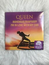 """QUEEN Bohemian Rhapsody 7"""" Colored Vinyl RSD Record Store Day 2019 SEALED"""