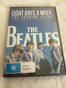 THE BEATLES - EIGHT DAYS A WEEK THE TOURING YEARS - NEW SEALED - FREE STD POST