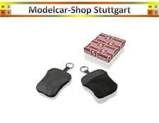 Schlüssel-Etui Cordsamt mit geprägtem Porschewappen für alle Porsche Modelle neu