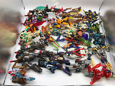 Transformers Beast Wars Beast Machines Lot for Parts or Repairs Junkers As-Is