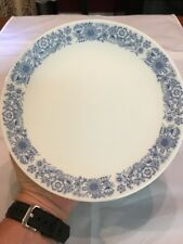 """ROYAL DOULTON china CRANBOURNE pattern Bread Plate Set of Two (2) 8.25"""""""