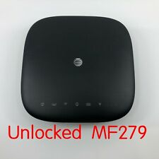 Unlocked AT&T ZTE MF279 Home Wireless WiFi 4G LTE Phone and Internet Router