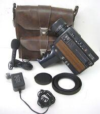 Rare Vintage 1970's Sears Super 8 Video Movie Camera 199/S 199 6x Zoom XL Macro