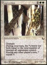German Angry Mob ~ Near Mint The Dark Foreign UltimateMTG Magic White Card