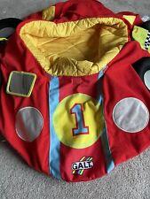 GALT Playnest Inflatable Baby Activity Racing Car (missing Steering Wheel)