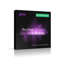 Avid Pro Tools 12 Annual Subscription (boxed Version With iLok 2)