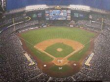 "MLB Milwaukee Brewers (MILLER PARK) 16"" x 24"" Framed Canvas Print, NEW"
