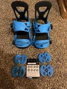 Burton Re:Flex snowboard bindings medium mens