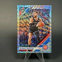 2020 SILVER DONRUSS OPTIC Blake Griffin HOLO PRIZM - PISTONS - HOT INVESTMENT