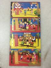 (JC) 4 pcs set RED PACKET (ANG POW) - Samsung