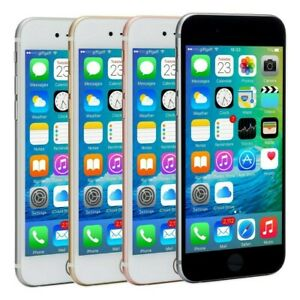 Apple iPhone 6S 16GB Factory Unlocked AT&T T-Mobile Verizon Very Good Condition