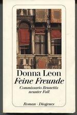 Donna Leon - Feine Freunde - Commissario Brunettis neunter Fall