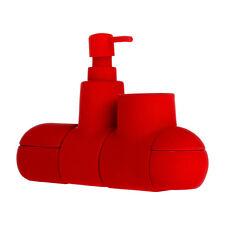 Seletti Submarino Red Bathroom Accessory