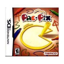 Pac-Pix (Nintendo DS, 2005) - European Version