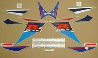 GSX-R 750 06-07 full decals stickers graphics kit set k6-k7 adhesivos pegatinas