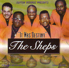 THE SHEPS - It was Destiny - Rare Group Harmony CD