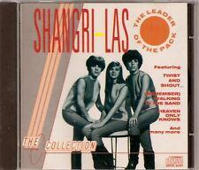 SHANGRI-LAS The Collection UK 1987 CD ALBUM