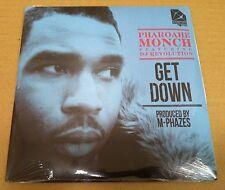PHAROAHE MONCH Get Down INSTR 1000 MADE 7 INCH Vinyl RSD M PHAZES Eminem Prod